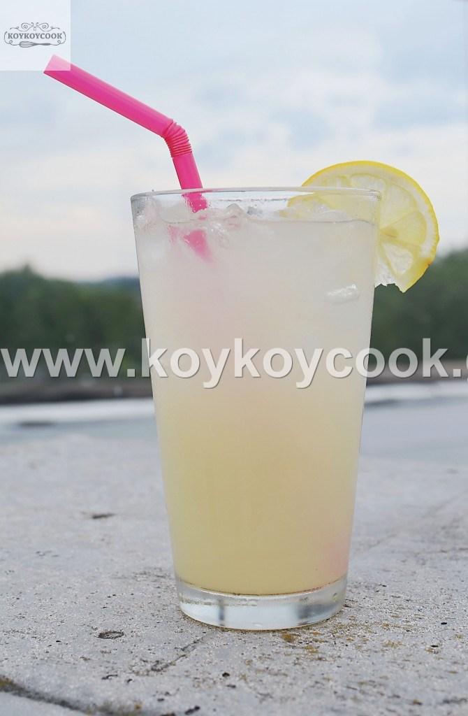 Λεμονάδα σπιτική