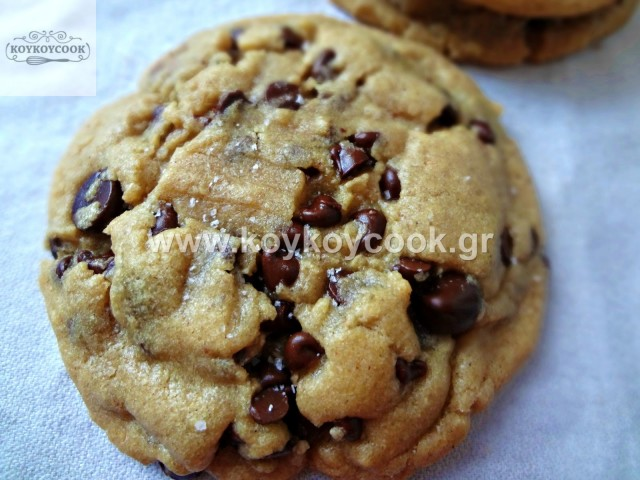 CHOCOLATE CHIP ΚΟΥΚΙΣ